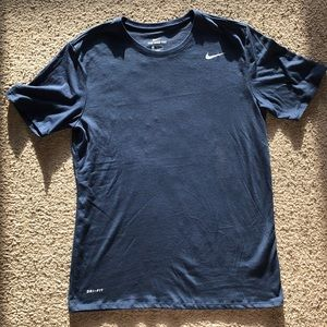 Navy Blue Nike T-Shirt